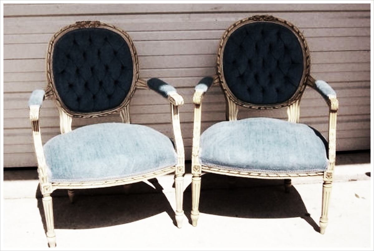 Antique french chair - Antique Blue French Chairs Houston Furniture Refinishing Antique French Chair Antique Furniture Antique French