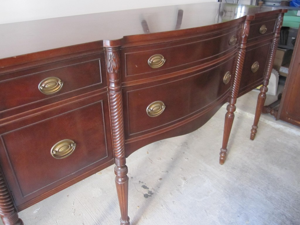 Gs find cherry wood buffet houston furniture