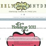 Keely Snyder Designs Website