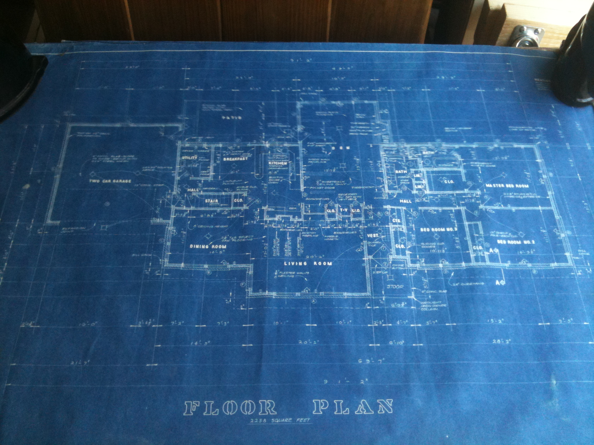 Pretty Antique Blueprints For Sale Gallery - Electrical Circuit ...