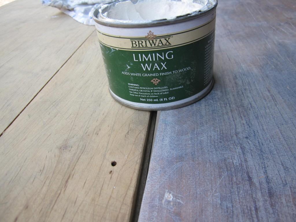 Introducing Briwax Liming Wax Houston Furniture